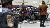 美国驻阿富汗使馆附近发生爆炸袭击 至少2人受伤