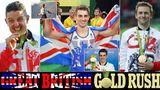 英国跃至奖牌榜次位 英媒高呼击败中国